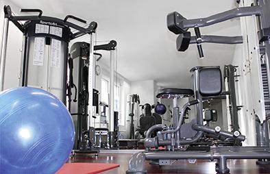 Physiotherapie Dielsdorf im Gesundheitshaus